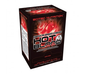 Scitec HOT BLOOD 3.0, 25x20g