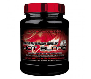 Scitec HOT BLOOD 3.0, 820g