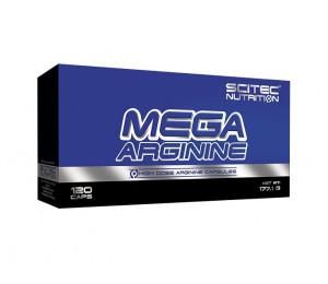 Scitec MEGA ARGININE, 120 caps