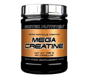 Scitec Mega Creatine, 150caps