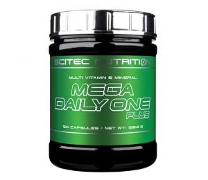 Scitec Mega Daily One Plus 120 caps