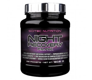 Scitec Night Recovery P.M. Pak 28 packets