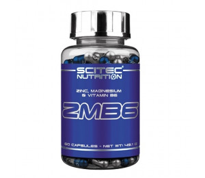 Scitec ZMB6 (ZMA) 60caps