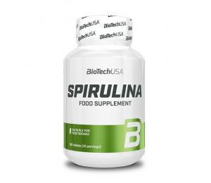 BioTech USA Spirulina 100 tabs