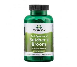 Swanson Butcher's Broom 100caps