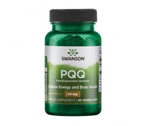 Swanson PQQ Pyrroloquinoline Quinone 20mg 30vcaps