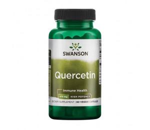 Swanson Quercetin High Potency 475mg 60vcaps