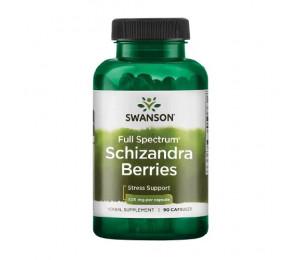 Swanson Schizandra Berries 90caps