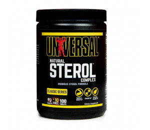 Universal Nutrition Natural Sterol Complex 100tabs
