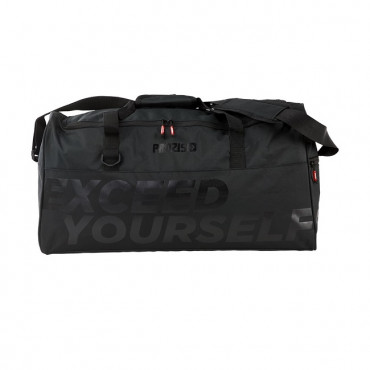 Prozis Exceed Yourself Black-Black Gym Bag