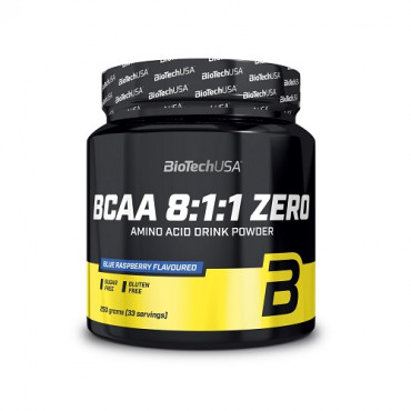 BioTech USA BCAA 8:1:1 Zero 250g