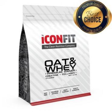 ICONFIT OAT&WHEY Pro Gainer 1400g
