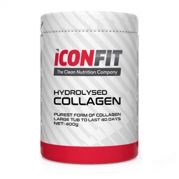 ICONFIT Hydrolysed Collagen 400g