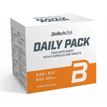 BioTech USA Daily Pack 30packs