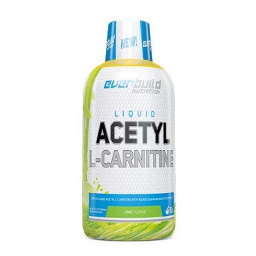 Everbuild Liquid Acetyl L-carnitin + Guarana 495ml