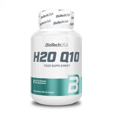 BioTech USA H2O Q10, 60caps