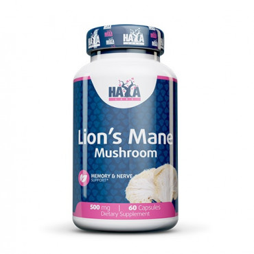 Haya Labs Lion's Mane Mushroom 60 caps