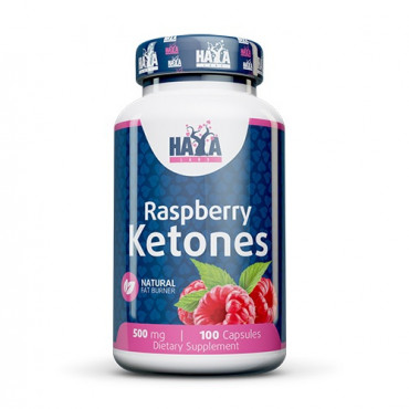 Haya Labs Raspberry Ketones 500mg 100 caps