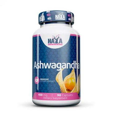 Haya Labs Ashwagandha 450mg 90caps