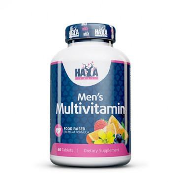 Haya Labs Food Based Men's Multi 60tabs