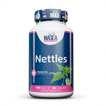 Haya Labs Nettles 400mg 60caps