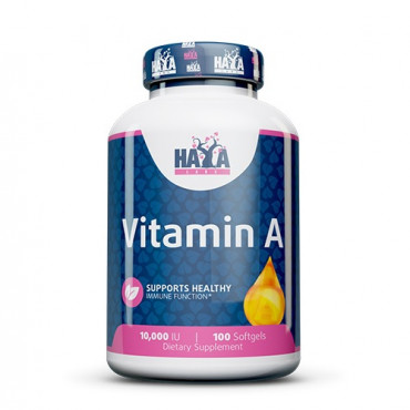 Haya Labs Vitamin A 100 softgels