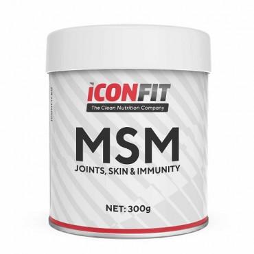 ICONFIT MSM Pulber 300g