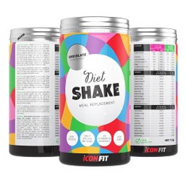ICONFIT Diet Shake 715g purk