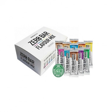BioTech USA KIT Zero Bar Flavour Mix 10x50g