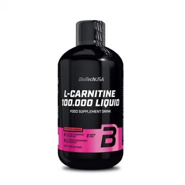 BioTech USA Liquid L-Carnitine 100.000mg, 500ml
