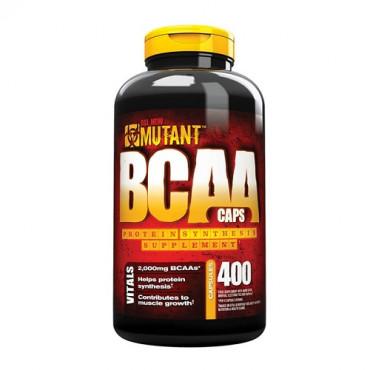 Mutant BCAA 400caps