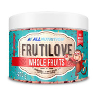 AllNutrition Frutilove Whole Fruits Strawberry in White Chocolate with Strawberry Powder 200g