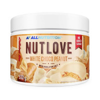 AllNutrition Nutlove White Choco Peanut 500g
