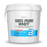 BioTech USA 100% Pure Whey 4000g