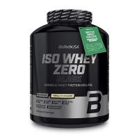 BioTech USA Iso Whey Zero Black 2270g