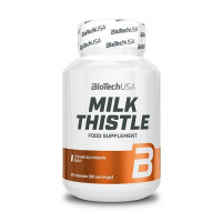BioTech USA Milk Thistle, 60caps