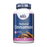 Haya Labs Natural Cinnamon 500mg 60caps