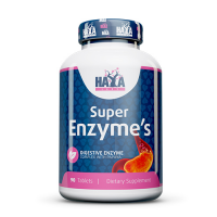Haya Labs Super Enzyme Complex 90tabs