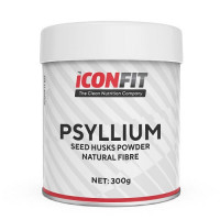 ICONFIT Psyllium (78% Naturaalne Kiudaine 300g)