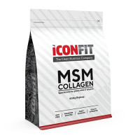 ICONFIT MSM Collagen + Vitamin C, 800g