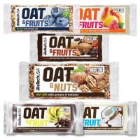 BioTech USA Oat & Fruits (Nuts) 70g (Parim enne: 05.2021)
