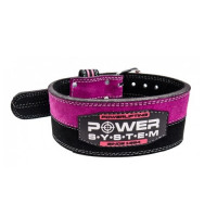 Power System Belt Strong Femme Pink