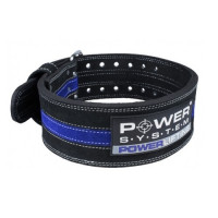 Power System Belt Powerlifting Blue