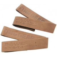 Power System Lifting Leather Straps