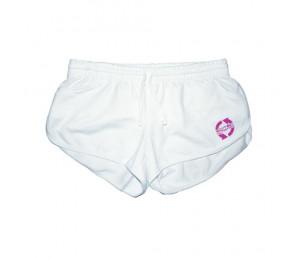 Scitec White Shorts Girl