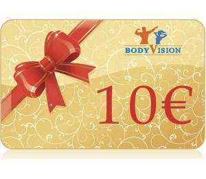 Подарочная карта - 10€