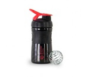 BlenderBottle SportMixer, 20oz/591ml - Black edition