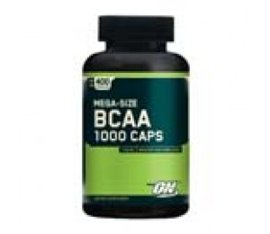 Optimum Nutrition BCAA 1000, 400caps (Parim enne: 03.2020)