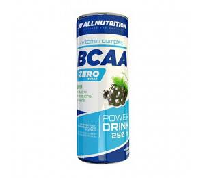 AllNutrition BCAA Power Drink 250ml Blackcurrant