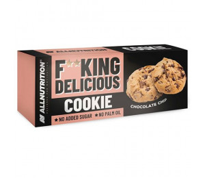 AllNutrition F**king Delicious Cookie 135g Chocolate Chip